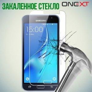 Закаленное защитное стекло OneXT для Samsung Galaxy J7 2016 SM-J710F