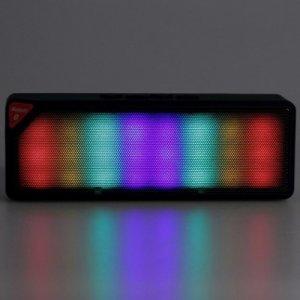 Беспроводная Bluetooth акустическая система с подсветкой Dream X3S