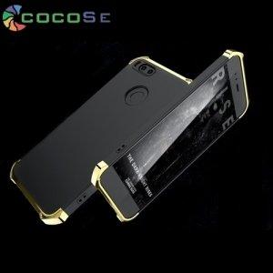 Cocose Пластиковый софт-тач чехол для Xiaomi Mi 5x / Mi A1 – Золотой