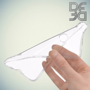 DF aCase силиконовый чехол для Huawei Honor 8 lite - Прозрачный