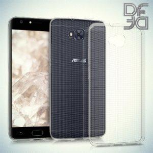 DF Case силиконовый чехол для Asus Zenfone 4 Selfie ZD553KL / Live ZB553KL - Прозрачный
