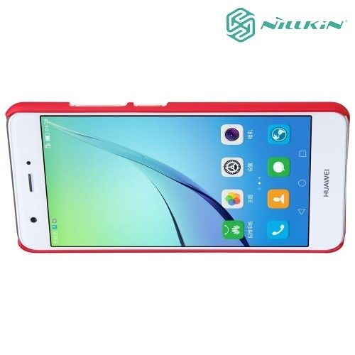 Накладка Nillkin Super Frosted Shield для Iphone 6  Plus (Цвет-белый) T-N-Iphone6P-002