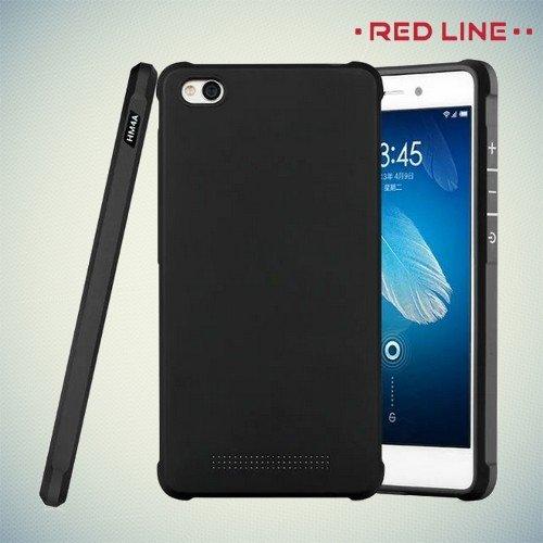 Аксессуар Чехол Xiaomi Redmi 4A Red Line Extreme Black