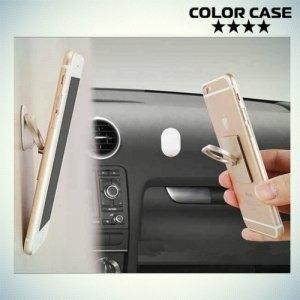 3в1 Кольцо для телефона с автомобильным держателем и шнурок на шею
