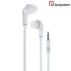 Наушники с микрофоном Langston JD88 - Белый