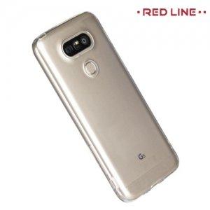 Red Line силиконовый чехол для LG G5 H845 - Прозрачный