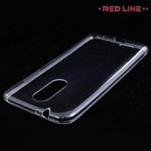 Red Line силиконовый чехол для LG K7 2017 X230 - Прозрачный
