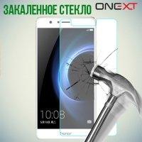 OneXT Закаленное защитное стекло для Huawei Honor 8