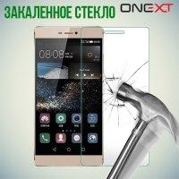 OneXT Защитное закаленное стекло для huawei p8