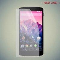 Red Line защитная пленка для LG Nexus 5X