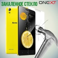 OneXT Закаленное защитное стекло для Lenovo K6 / K6 Power