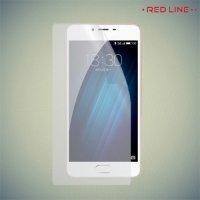 Red Line защитная пленка для Meizu m3s mini