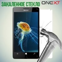 OneXT Закаленное защитное стекло для Microsoft Lumia 950 XL