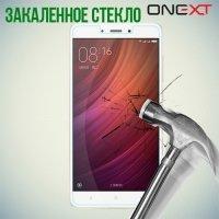 OneXT Закаленное защитное стекло для Xiaomi redmi note 4