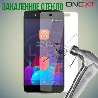 OneXT Закаленное защитное стекло для Alcatel Idol 4 6055K