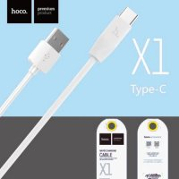 Awei CL-985 тканевый нейлоновый кабель USB Type-C устройств - Белый