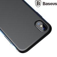Baseus Bumper Case чехол с усиленным бампером для iPhone X
