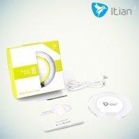 Беспроводная Qi зарядка ITIAN A9 для S8/S8 Plus/S7/S7 edge Белая