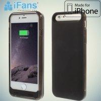 Чехол аккумулятор для iPhone 6S / 6 IFANS 3100mAh - Черный