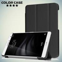 Чехол книжка для Huawei MediaPad M2 7.0 - Черный