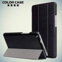 Чехол книжка для Huawei MediaPad M3 Lite 8 - Черный
