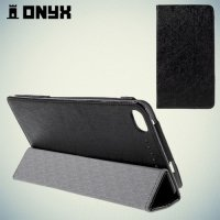 Чехол книжка для Lenovo PHAB Plus - Черный