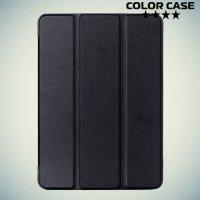 Чехол книжка для Lenovo Tab 4 10 TB-X304L - Черный