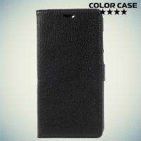 ColorCase флип чехол книжка для Asus Zenfone 4 ZE554KL - Черный