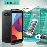 OneXT Закаленное защитное стекло для LG Q8