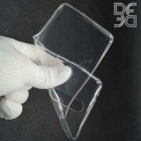 DF aCase силиконовый чехол для Nokia 8 - Прозрачный