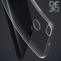 DF aCase силиконовый чехол для Xiaomi Mi 5x / Mi A1 - Прозрачный