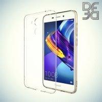 DF Case силиконовый чехол для Huawei Honor 6C Pro - Прозрачный