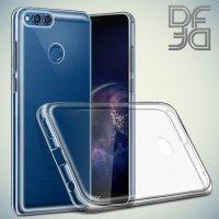 DF Case силиконовый чехол для Huawei Honor 7X - Прозрачный
