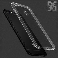 DF Case силиконовый чехол для Huawei P Smart - Прозрачный
