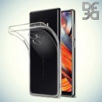 DF Case силиконовый чехол для Xiaomi Mi Mix 2 - Прозрачный
