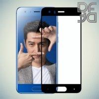 DF Закаленное защитное стекло на весь экран для Huawei Honor 9 - Черный