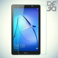 DF Закаленное защитное стекло на весь экран для Huawei MediaPad T3 7 (Wi-Fi version BG2-W09)