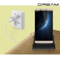 Док станция для Microsoft Lumia 950 XL с USB Type-C Dream Черная