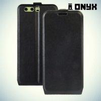 Флип чехол книжка для Huawei P10 Plus - Черный