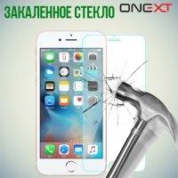 OneXT Закаленное защитное стекло для iPhone 8 Plus / 7 Plus