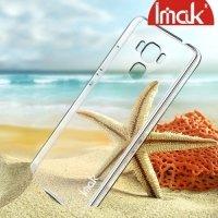 IMAK Пластиковый прозрачный чехол для Asus ZenFone 3 Max ZC553KL