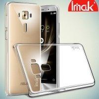 IMAK Пластиковый прозрачный чехол для Asus Zenfone 3 ZE520KL