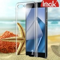 IMAK Пластиковый прозрачный чехол для Asus Zenfone 4 ZE554KL