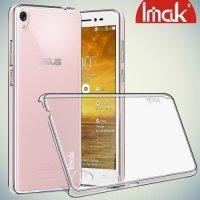 IMAK Пластиковый прозрачный чехол для Asus Zenfone Live ZB501KL