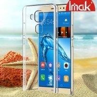 IMAK Пластиковый прозрачный чехол для Huawei nova plus