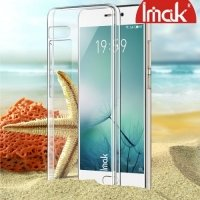 IMAK Пластиковый прозрачный чехол для Meizu Pro 7
