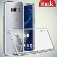IMAK Пластиковый прозрачный чехол для Samsung Galaxy S8