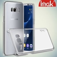 IMAK Пластиковый прозрачный чехол для Samsung Galaxy S8 Plus