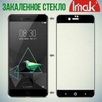 IMAK Закаленное защитное стекло для ZTE Nubia Z17 Mini на весь экран - Черный