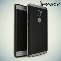 IPAKY противоударный чехол для Xiaomi Mi 5s Plus - Серый